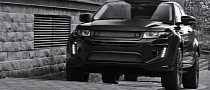 Range Rover Evoque Black Label Edition by Kahn