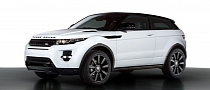 Range Rover Evoque Black Pack Launched [Photo Gallery]