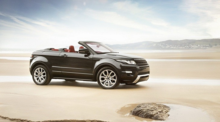 Range Rover Evoque Convertible Coming in 2014