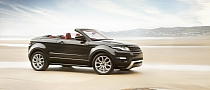 Range Rover Evoque Convertible Won't See Daylight of Production