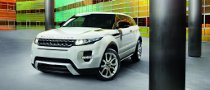 Range Rover Evoque Official Details and Photos