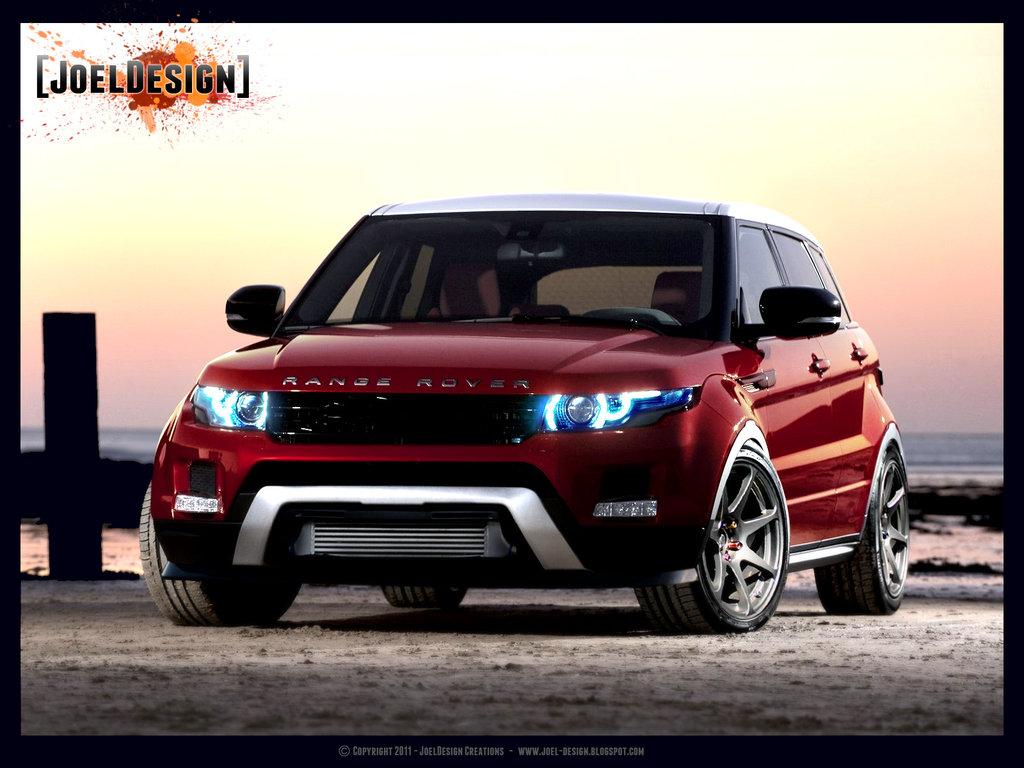 range rover evoque performance version being tested autoevolution. Black Bedroom Furniture Sets. Home Design Ideas