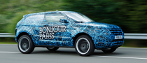 Range Rover Evoque Prototypes Coming to Your City
