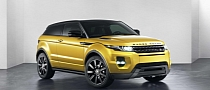 Range Rover Evoque Sicilian Yellow Limited Edition [Photo Gallery]