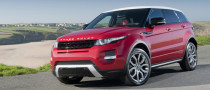 Range Rover Evoque UK Pricing Announced, Starts at £27,955