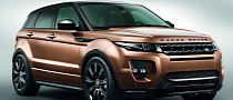 Range Rover Evoque Wins 2013 Green Apple Award