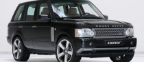 Range Rover Gets New Looks from STRATECH