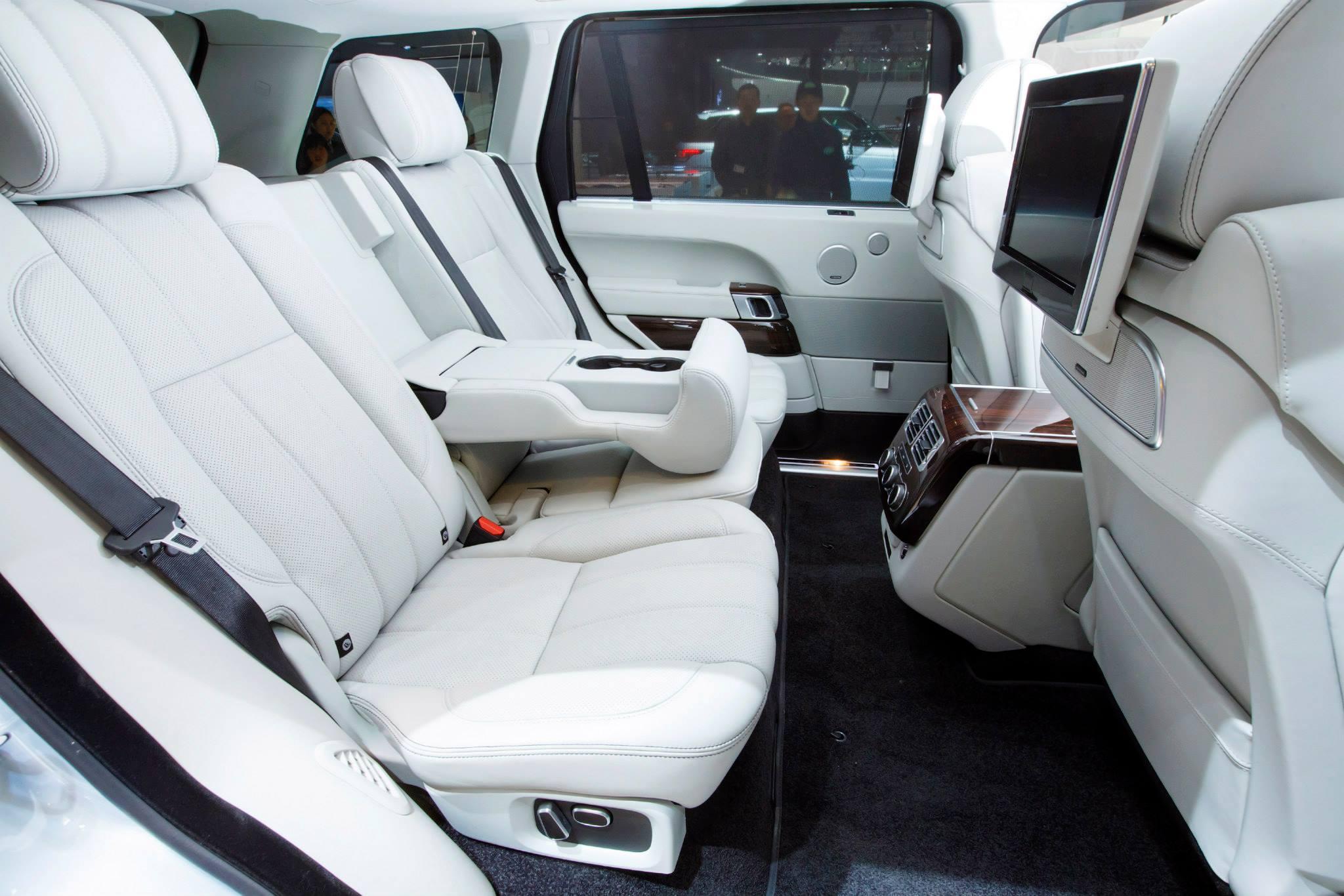 Range Rover Long Wheelbase >> Range Rover Hybrid Long Wheelbase Revealed In China