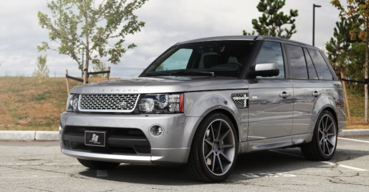 Range Rover Sport by SR Auto [Photo Gallery]