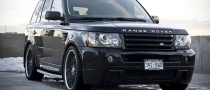 Range Rover Sport Gets Custom Treatment [Video]
