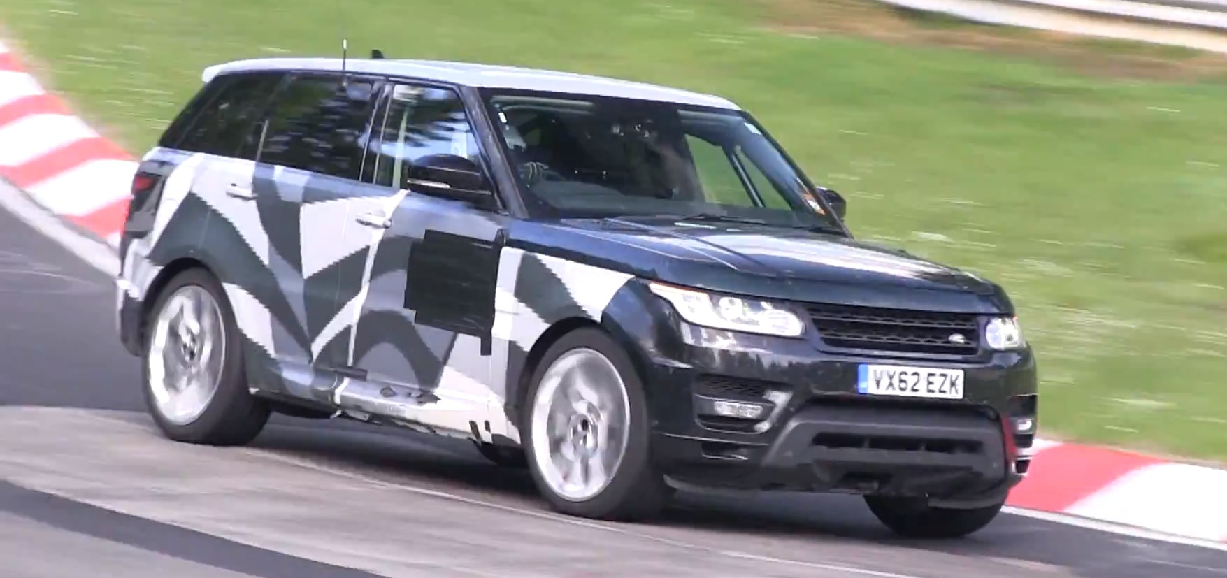 range rover sport getting performance petrol phev version autoevolution. Black Bedroom Furniture Sets. Home Design Ideas