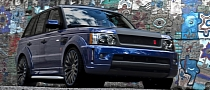 Range Rover Sport Miyagi Edition Unleashed by Project Kahn