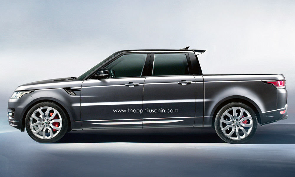 While Land Rover is busy preaching its latest behemoth  the 550 hp