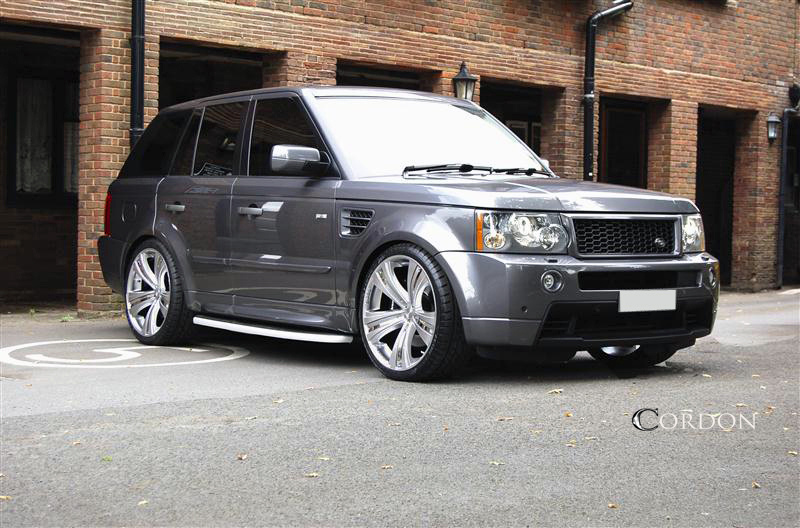 Range Rover Sport Wheels Range Rover Sport Redefined by