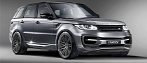 Range Rover Sport Startech Kit Previewed ahead of Essen