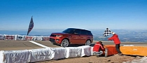 2014 Range Rover Sport to be 2013 Pikes Peak Official Pace Car