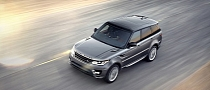 Range Rover Sport to Gain Four-Cylinder Engine