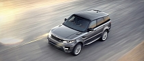 Range Rover Sport UK Prices, Specs Announced