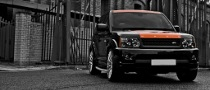 Range Rover Sport Vesuvius Edition by Project Kahn