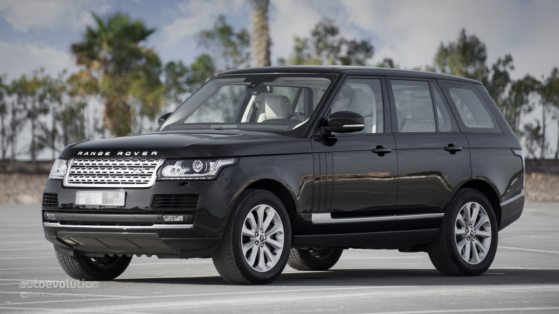 range rover the most popular car with premier league football players autoevolution. Black Bedroom Furniture Sets. Home Design Ideas