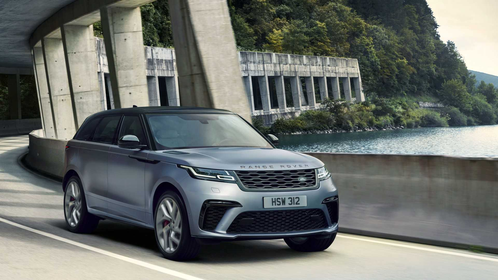 Land Rover launches 170mph Range Rover Velar SVA