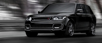 Range Rover Vogue Gets RS600 and 600LE Editions from Kahn