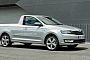 Rapid Pickup Rendering: Should Skoda Build a Pickup Again?