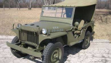 Rare 1941 Willys MA at 70 Years of Jeep Exhibit - autoevolution