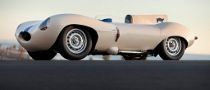Rare 1956 Jaguar D-Type To Be Auctioned