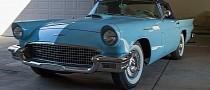 Rare 1957 Ford Thunderbird E-Code Goes for $75,000
