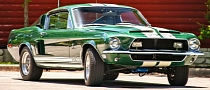 Rare 1968 Shelby GT500 to Cross the Block at Motostalgia Auction d'Elegance