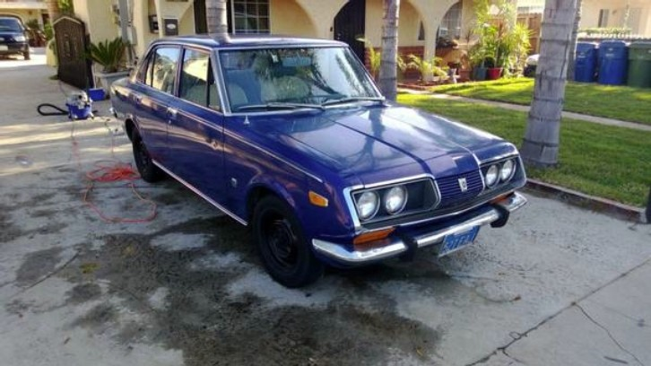 Toyota Corolla For Sale >> Rare 1971 Toyota Corona Mark II For Sale - autoevolution