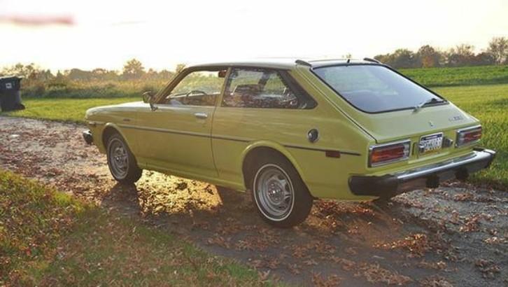 2014 Toyota Corolla For Sale >> Rare 1976 Toyota Corolla Liftback Deluxe for Sale in Pennsylvania - autoevolution