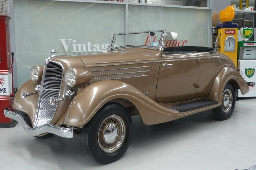 Rare American Classic Cars Up for Auction in Australia - autoevolution