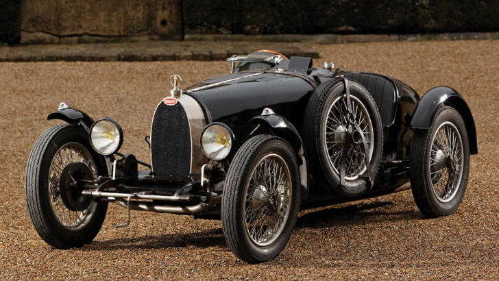 Rare Bugatti Type 37 on Sale [Photo Gallery]