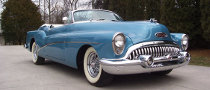 Rare Buick Skylark Convertible To Be Auctioned