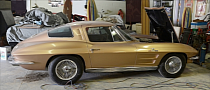 Rare Classic Corvettes Up for Auction in Texas