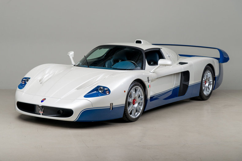 Rare Federalized Maserati MC12 for Sale - autoevolution