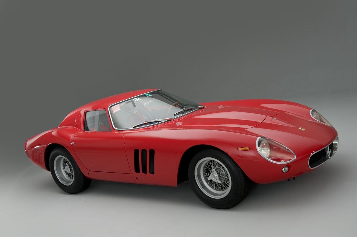 Rare Ferrari 250 GTO for Auction - autoevolution