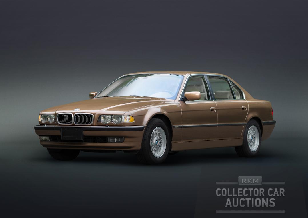 Bmw North Carolina >> Rare Impala Brown BMW E38 7 Series Up for Auction in North Carolina - autoevolution