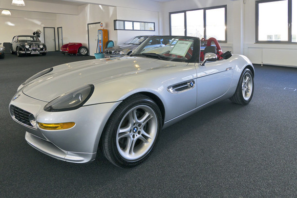Rare Jewel For Sale 2001 Bmw Z8 Autoevolution