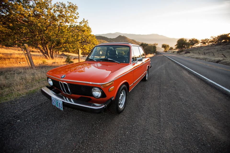 Rare Jewel for Sale on eBay: 1976 BMW 2002 - autoevolution