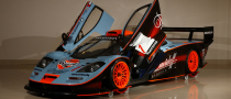 Rare McLaren F1 GTR Up for Auction
