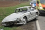 Rare Mercedes 300SL Gullwing Totaled by Mechanic in Germany