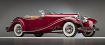 Rare Mercedes 500 K Roadster Could Sell for At Least $4M at Auction
