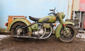 Rare Motorcycles to Sell at Auction Marathon Next Week