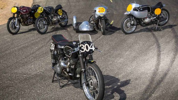 Rare, Old BMW Motorcycles On Auction in January 2013