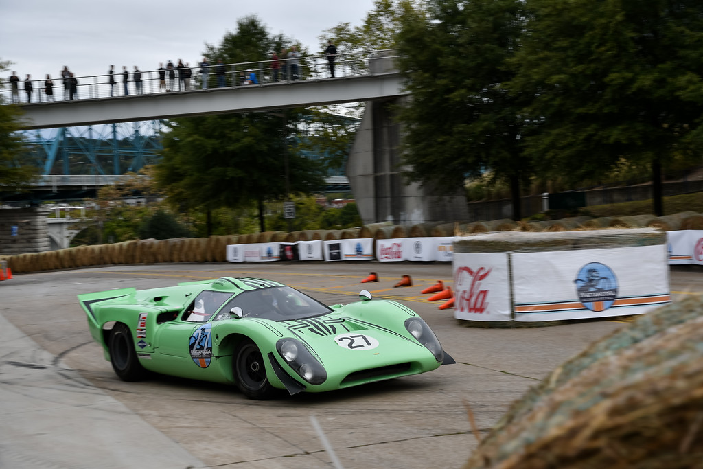 Rare Racers and Sports Cars Descend On Chattanooga Motorcar Festival