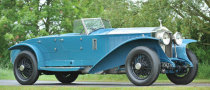 Rare Rolls-Royce Phantom I to Be Auctioned
