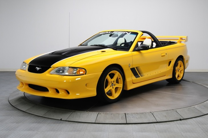 Rare Saleen Mustang SA-15 For Sale in North Carolina [Photo Gallery]